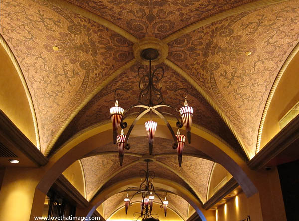 faux, golden, gold, Italian, Italianate, pattern, light fixtures