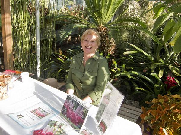 Sara L. Chapman, Sara Chapman, Flowers of Volunteer Park Conservatory