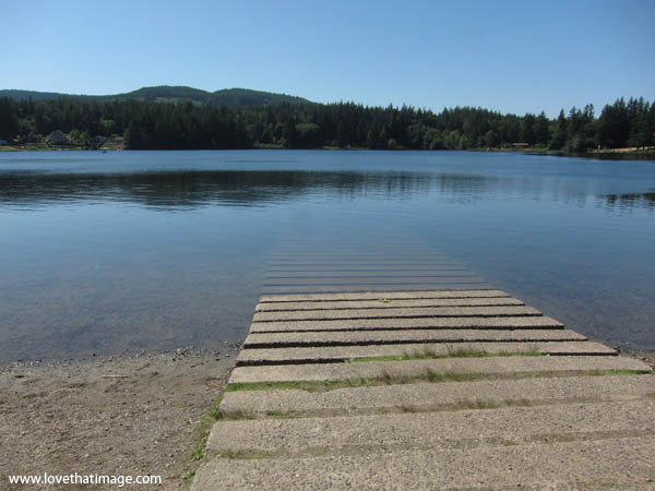 boat launch, boat ramp, lake vista, lake reflections, summer fun