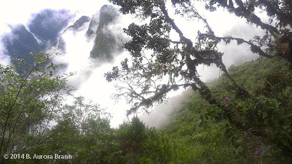 Near Machu Picchu, Peru